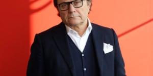Giuliano Mosconi.