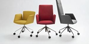Vela, design Lievore Altherr Molina per Tecno