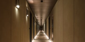 Hotel Viu Milan - Rooms corridor | Ph Tiziano Sartorio_LR