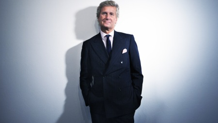 Claudio Luti. Foto di Francesco Brigida