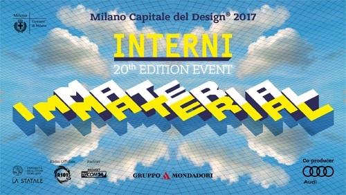 Fuorisalone 2017 Interni Material Immaterial