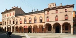 Palazzo Isolani.