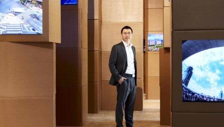 Lijun Xin, presidente della divisione Home&Life di JD.com