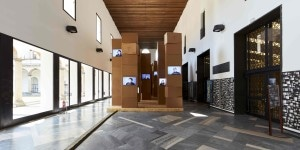 Matrix, installazione di Yang Dongjiang per Interni Material Immaterial