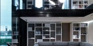 Theatro - 955 - Ambientazione residenziale