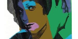 Andy Warhol, Ladies & Gentlemen,1975. Serigrafia su carta numerata a 125 esemplari in numeri arabi. Cm 110,5x72,4