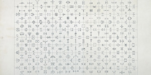 Boetti_Senza Titolo,1968