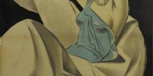 Manifesto Dudovich, La Rinascente. Fiera del bianco, 1930 circa, litografia, Archivio la Rinascente, Milano