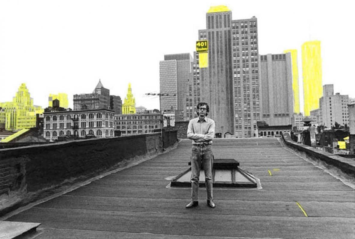 Maria mulas christo new york 1979 interni magazine for Maria mulas
