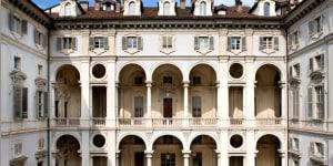 Palazzo Saluzzo di Paesana. Foto Barbara Corsico
