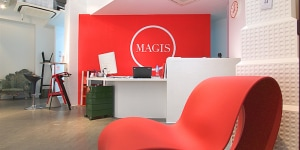 Showroom Magis a Hong Kong