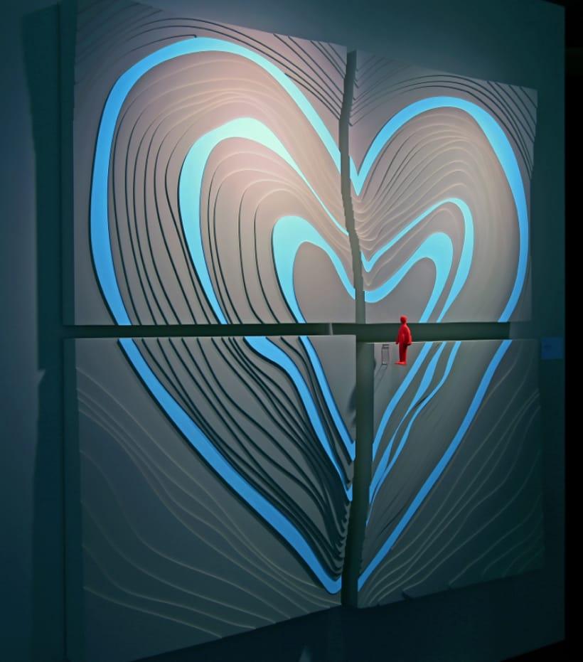 Black Light Art: la luce che colora il buio