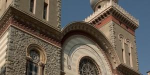 Sinagoga comunità ebraica Torino