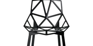 Chair One, design Konstantin Grcic per Magis