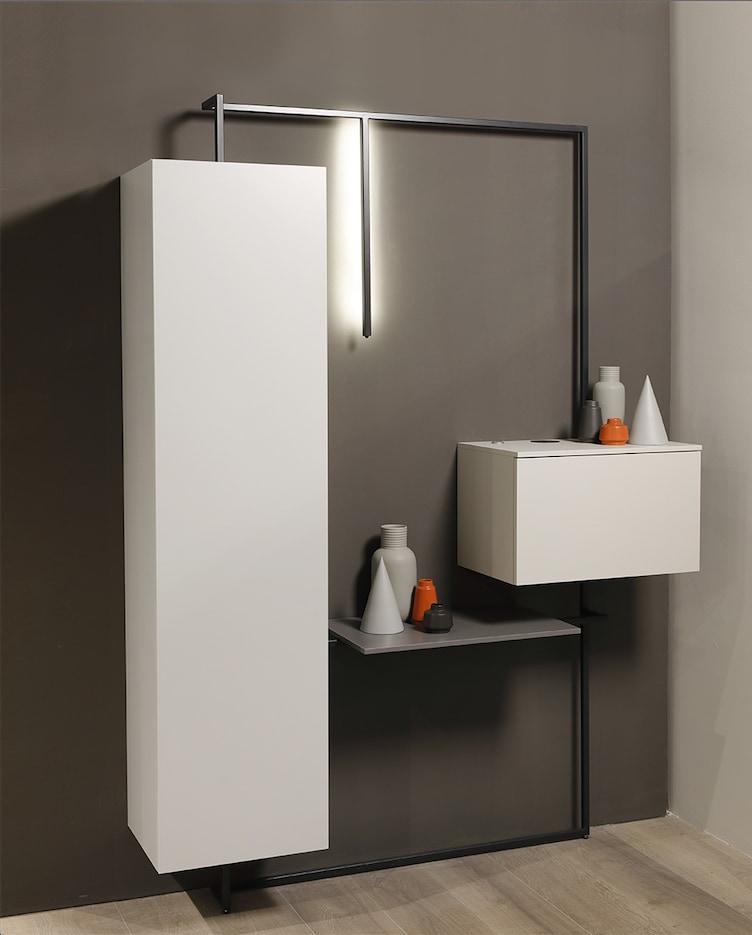 Arca mobili bagno trendy cucina alea di varenna poliform - Outlet del bagno rubiera ...