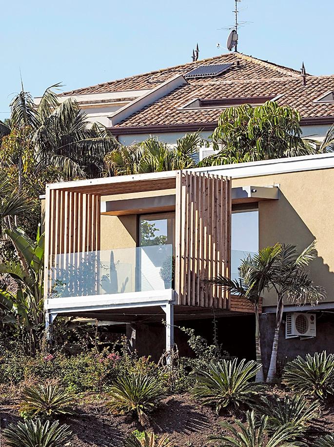 Donna carmela resort interni magazine for Piani domestici eco compatibili