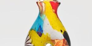 Dino Martens. Vaso: Oriente Osellare Congo, 1952 - XX Secolo