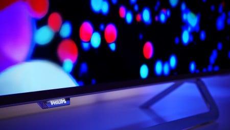 Philips TV 9002_OLED dettaglio
