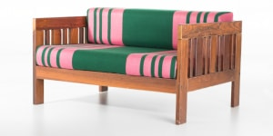 Califfo, couch, 1964 Manufacturer: Poltronova Photo: Jürgen Hans