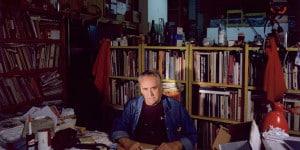 Cesare Leonardi, 2012. Foto di Joseph Nemeth