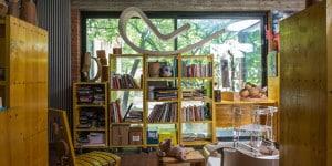 La casa-studio di Cesare Leonardi, 2017. Foto di Joseph Nemeth