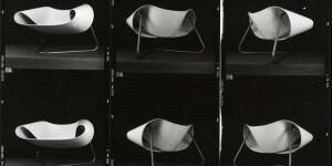 Cesare Leonardi, F. Stagi, Poltrona Nastro, 1961. Courtesy Archivio Architetto Cesare Leonardi