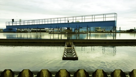 ecoLogicStudio, Anthropocene Island. Wastewater Treatment Plant, 2017. Courtesy ecoLogicStudio