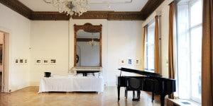 La sede dell'Istituto Italiano di Cultura.