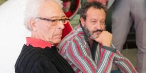 Giampiero Mughini e Cesare Picco.