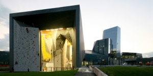 Cino Zucchi Architetti - CZA: Salewa Headquarters, Bolzano (Italia), 2007/2011.