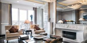 Roman Penthouse Suite