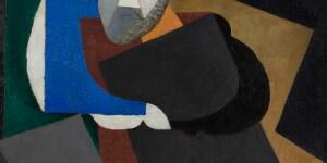 Diego Rivera, Retrato de Maximiliano Volonchine, 1916