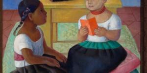 Diego Rivera, Pico e Inesita, 1928
