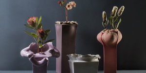 Booming vases, Analogia Project