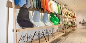 Vitra Pop-Up Store Zurich