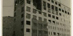 palazzo della Monteccatini - Gio Ponti - via della Moscova e via Turati 1936