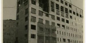 Palazzo della Monteccatini - Gio Ponti - via della Moscova e via Turati, 1936 (prima mostra della trilogia)