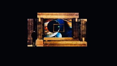 77306_Giulio Paolini,Senza titolo, 1990_light