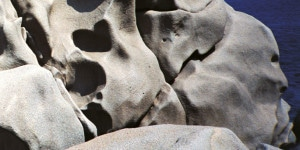 Anatomia del paesaggio, Sardegna