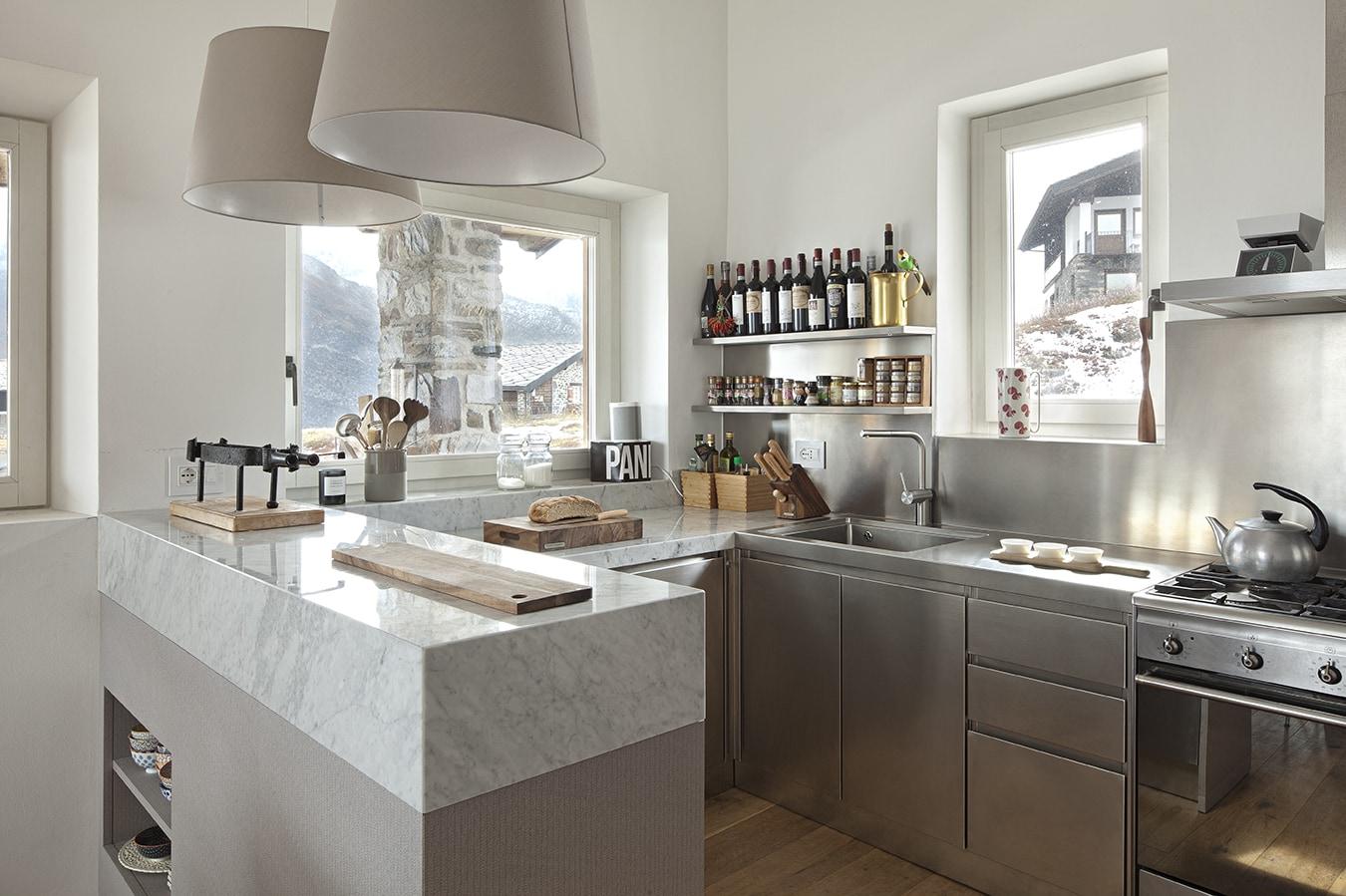 Alta cucina ad alta quota – Interni Magazine
