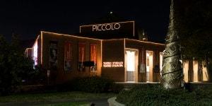 Piccolo Teatro Strehler: prima della nuova illuminazione esterna