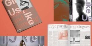 Girls Like Us magazine (Amsterdam)