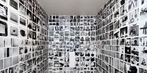 Sol LeWitt, Between the Lines, 2017, Fondazione Carriero. Photo Agostino Osio. Courtesy Fondazione Carriero