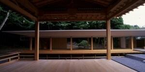 Noh Stage, Miyagi, Japan. © Mitsumasa Fujitsuka