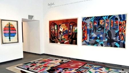 08_A modo mio. Nespolo tra arte, cinema e teatro_installation view al Centro Saint-Bénin_Aosta_preview