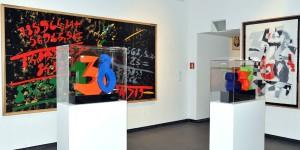 10_A modo mio. Nespolo tra arte, cinema e teatro_installation view al Centro Saint-Bénin_Aosta_preview