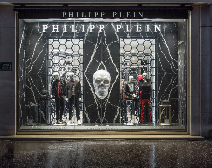 Philipp Plein a Parigi