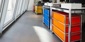 USM - Fondation Louis Vuitton - Paris.