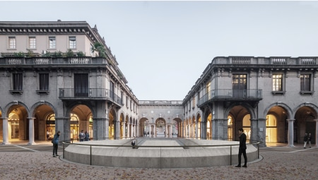 Un nuovo centro per Bergamo