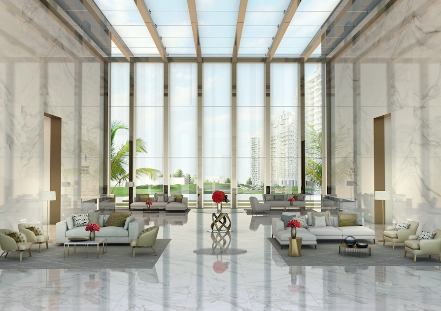 Trump towers gurgaon interni magazine for Trump tower interni